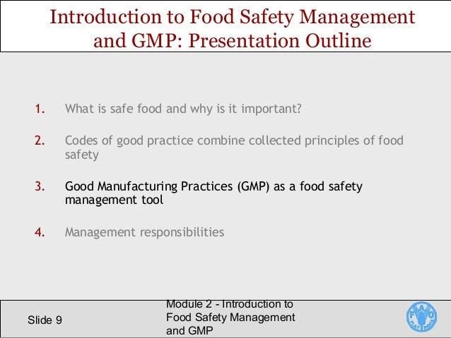 foi guidelines fundamental principles and procedures