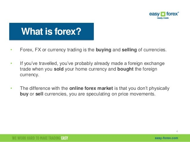 Introduction to forex pdf