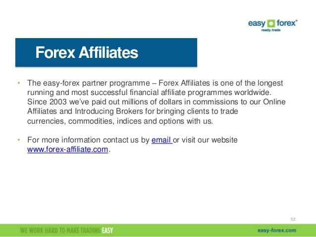 Easy-forex affiliate prof forex трейдинг и инвестиции на рынке форекс доступно