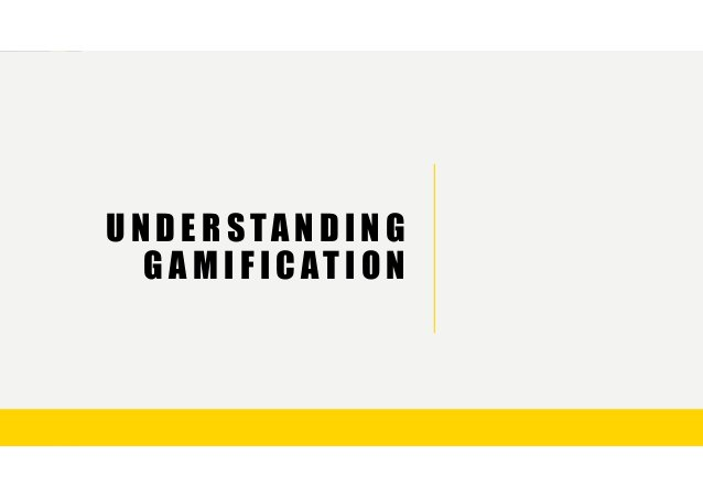 """WHAT DOES IT INCLUDE? """"Gamification is becoming a catch all word that encompasses not just gamification but also serious g..."""