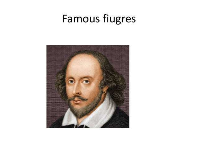 Famous fiugres
