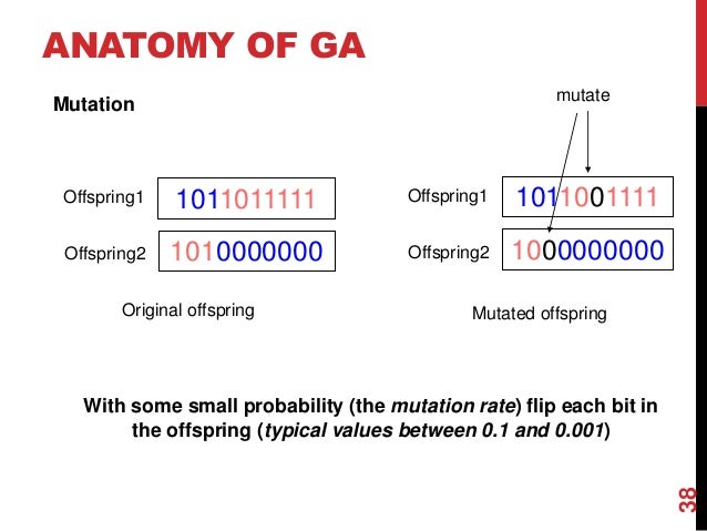 Introduction To Genetic Algorithms