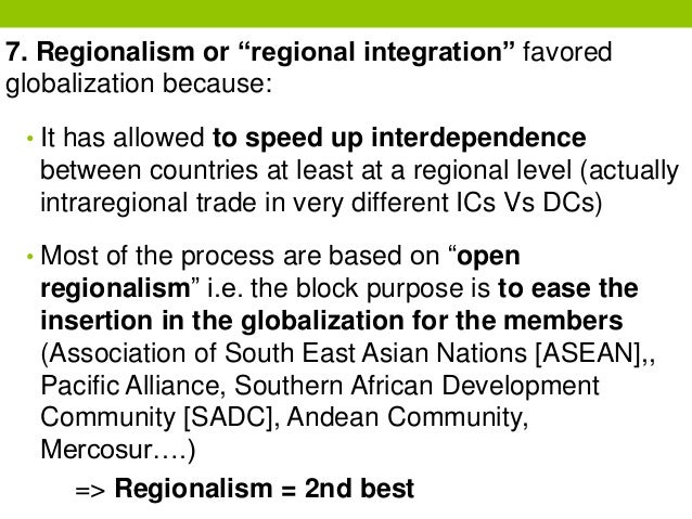 introduction globalization Globalization is a set of social processes that lead to the social condition of globality, through the growing consciousness of global connectivity there is no consensus on exactly what processes constitute globalization, but common themes include the creation of networks, expansion of social relations, and the acceleration of social exchange.