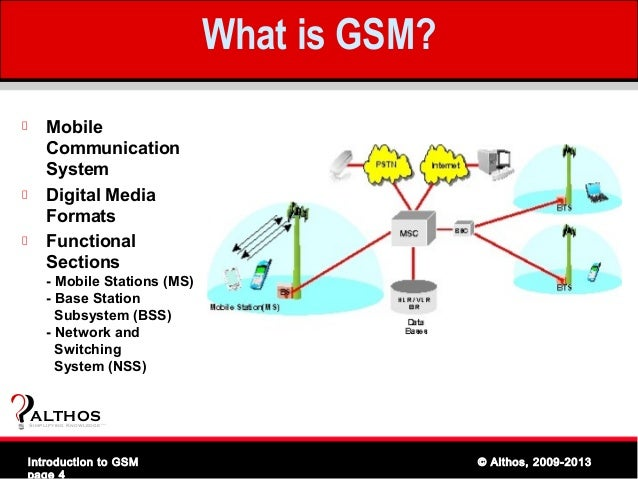 Global System For Mobile Communication Pdf