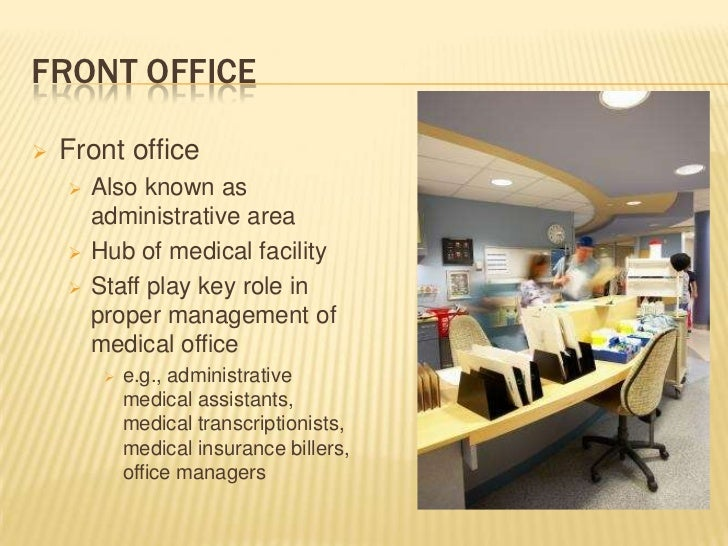front office medical assistant jobs