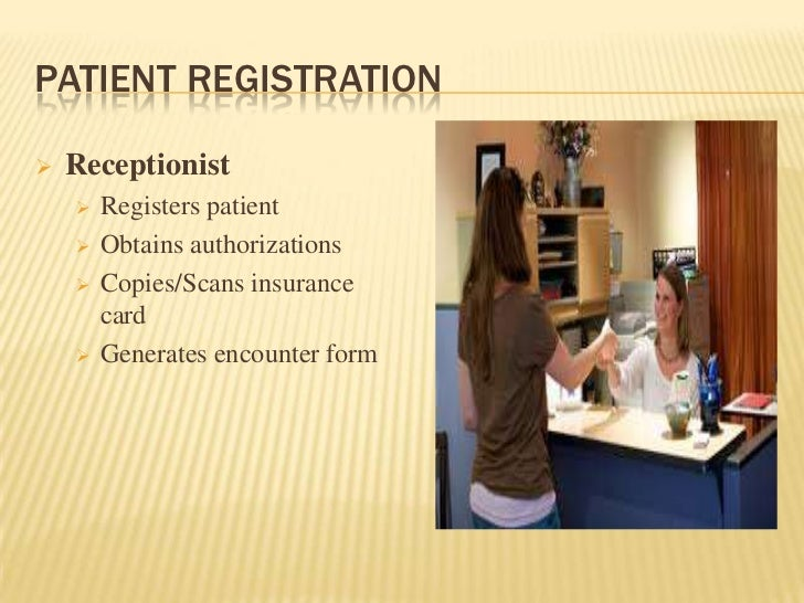 introduction to health care careers medical office receptionist insur