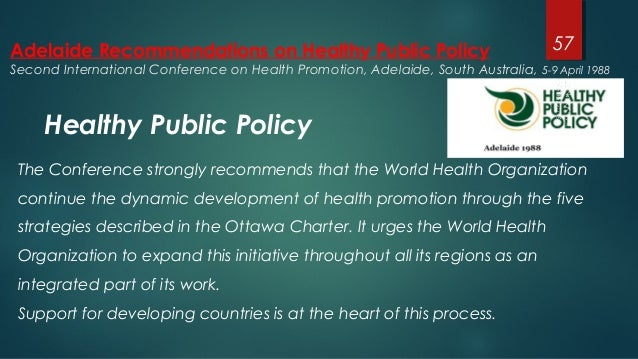 WHO | WHO Global Health Promotion Conferences