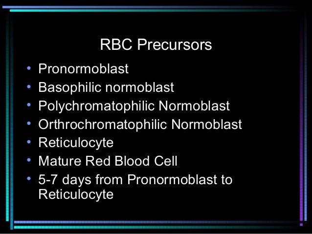 Introduction to hematology