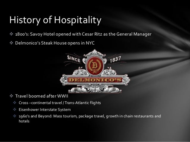 brief history of technology in hospitality industry How technology is changing the hotel industry | debugged - rentokil                wwwrentokilcom/blog/how-technology-is-changing-the-hotel-industry.