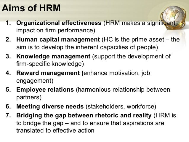 """whats make an effective hrm """"effective human resource management strategies"""" by robert j greene, phd & peter ronza pontifex consulting group in order for human resource management to be done effectively there must be."""