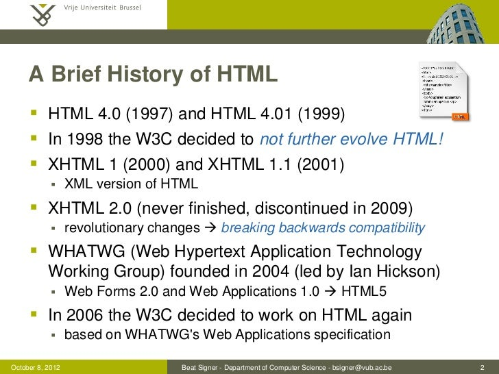 """html5 and the open web platform For more on this, see two cheers for the w3c's html5 logo  """"w3c has also  used the phrase """"open web platform"""" to refer to the larger set of."""