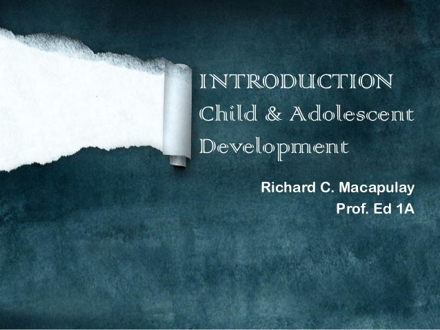 introduction to human development Human development is the study of human condition it is the way in which we grow, mature, and achieve growing up, i was unaware of the idea of human development.