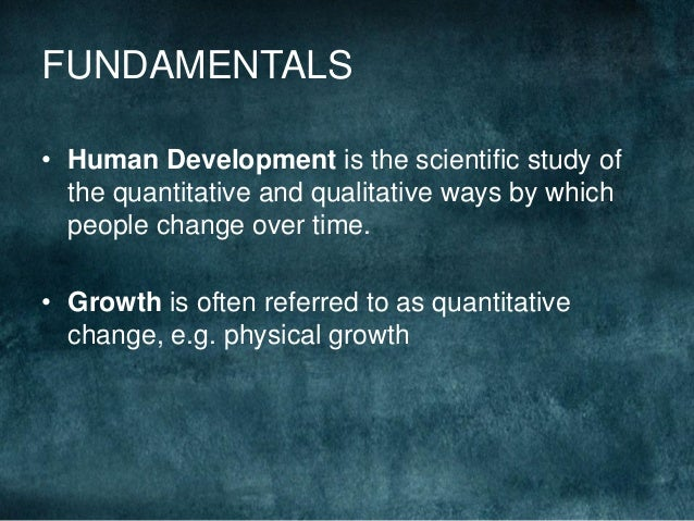 an introduction to the human development Hrd is an emerging concept to distinguish between strategic and business-oriented learning from traditional learning and development.
