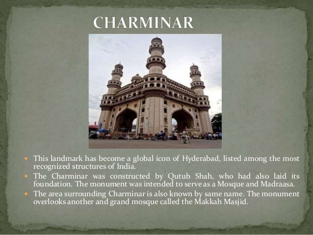 Charminar & City of Nizams, Hyderabad