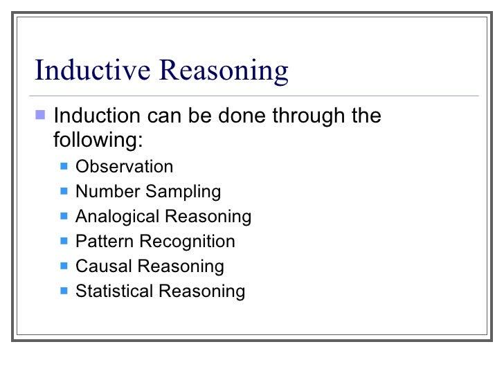 Inductive And Deductive Reasoning Worksheet - Samsungblueearth