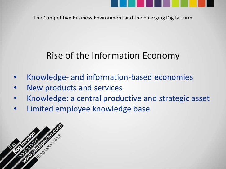 what is the role of information systems in competitive business environment Business processes, and environment  how information systems impact organizations and business firms  using information systems to achieve competitive advantage.