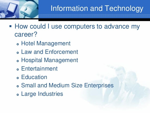Introduction To Information Technology Lecture 1