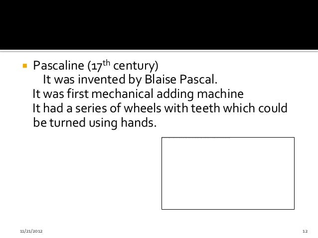 introduction dissertation blaise pascal Trove: find and get early works to 1800 pascal, blaise, 1623-1662 pensees / pascal translated with an introduction by aj krailsheimer pascal, blaise.