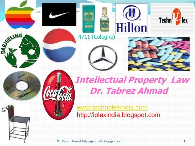 4711 (Cologne)             Intellectual Property Law                Dr. Tabrez Ahmad              www.technolexindia.com  ...