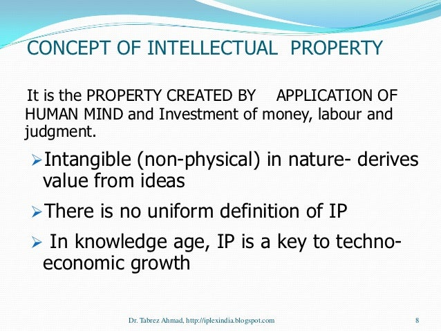 introduction to property law Viii wipo intellectual property handbook: policy, law and use biotechnology 442 introduction 442 adoption and dissemination 443 need for protection 444.