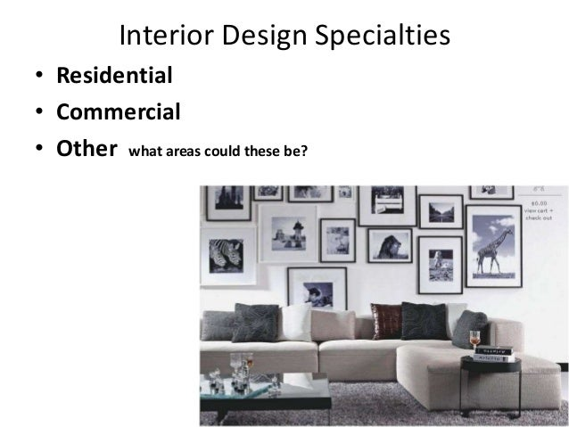 Lecture introduction to interior design vdis 10011 - What is interior design ...