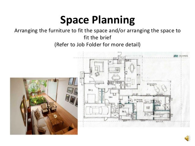 Amazing Space Planning ...