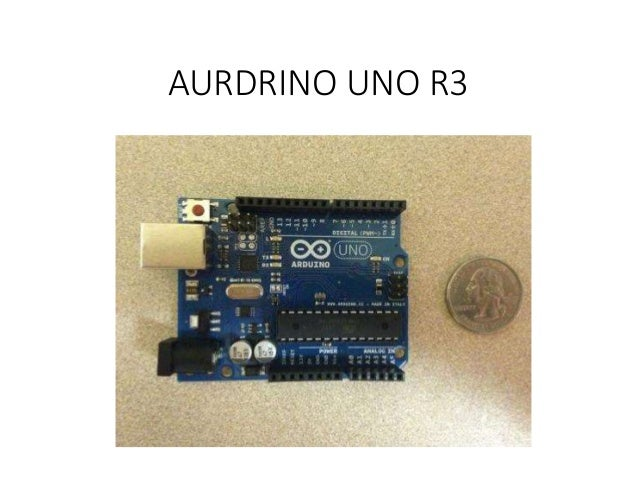 Introduction to iot and arduino uno r