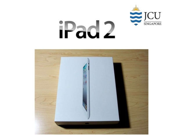 So now you have an iPad2. What do you do next?