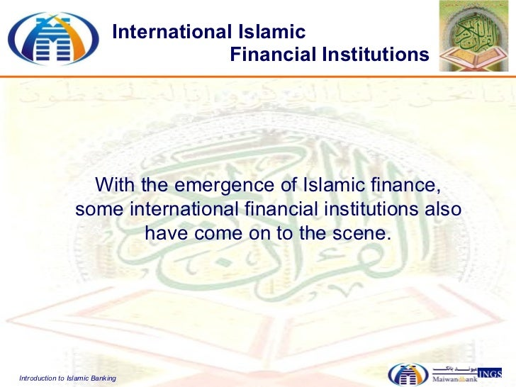 """introduction to islamic accounting """"conventional"""" accounting vs """"islamic"""" accounting: the  - attempts to contribute to the debate on the poor adoption of islamic accounting introduction 1)."""