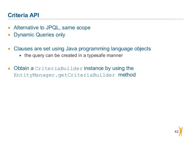 Introduction to JPA and Hibernate including examples