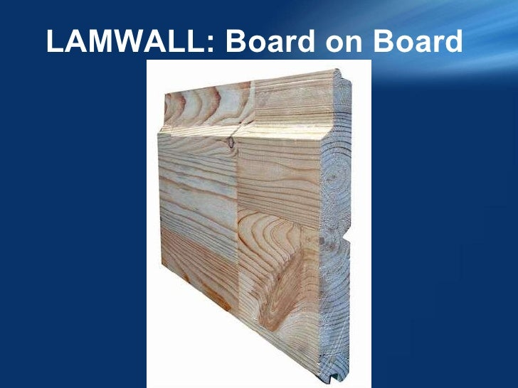 Introduction To Lamco Forest Products Engineered Wood