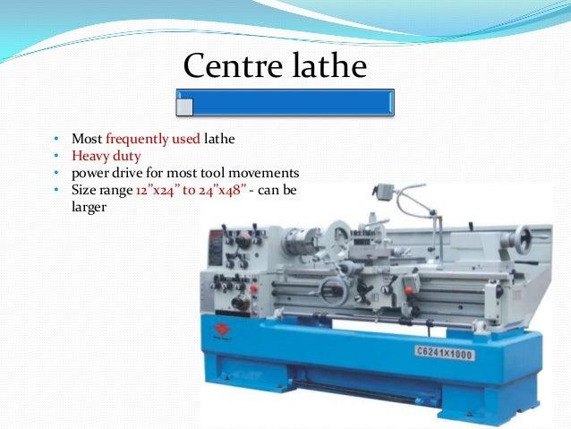 cnc lathe machine introduction