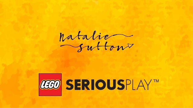 What is LEGO SERIOUS PLAY? LEGO SERIOUS PLAY is a facilitated thinking, communication and problem solving technique used b...