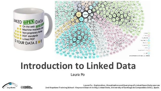 Introduction to Linked Data Laura Po - Exploration, Visualization and Querying of Linked Open Data sources 2nd Keystone Tr...