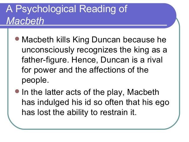 macbeth critical essay