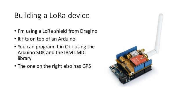 Introduction to LoRa for developers