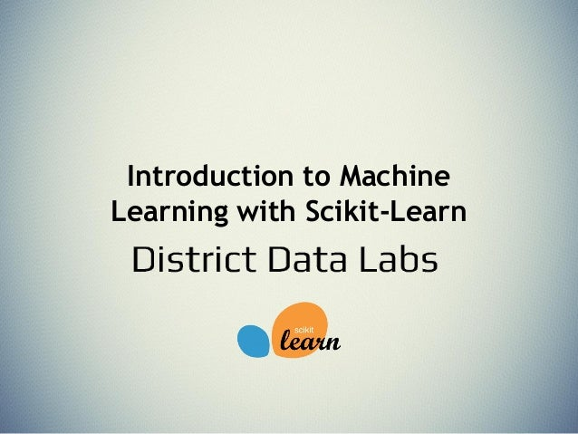 introduction to machine learning with python a guide for data scientists