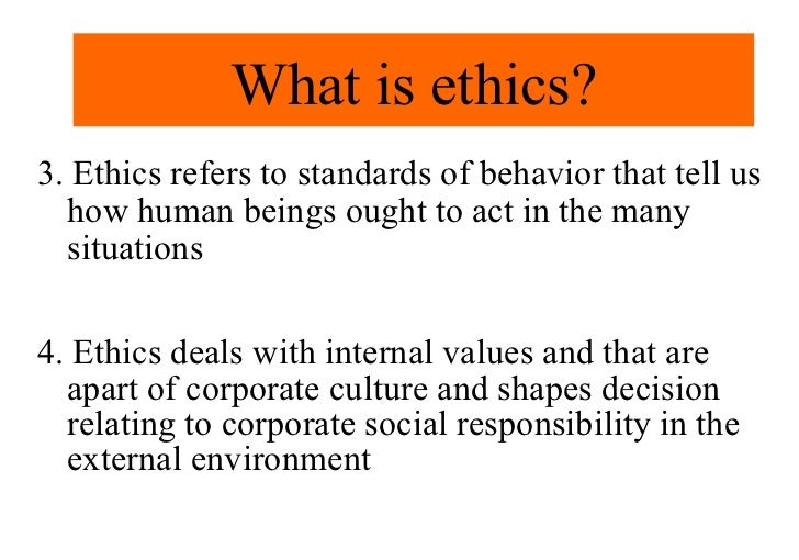introduction to ethics and social responsibility Tab le of contents preface vii introduction 1 responsible business is good business 1 about this guide 3 part 1: an overview of corporate social responsibility 4.