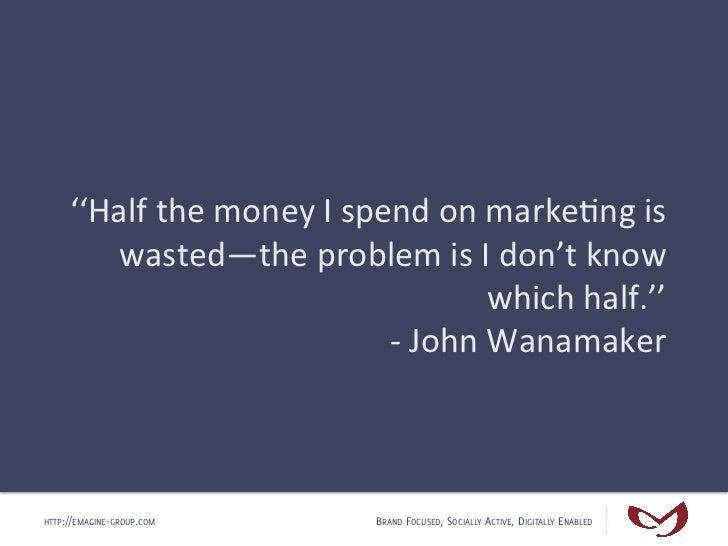 Introduction to Marketing Intelligence - Part II Slide 2