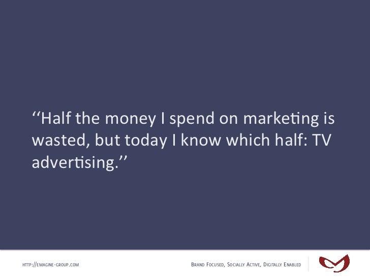 Introduction to Marketing Intelligence - Part II Slide 3