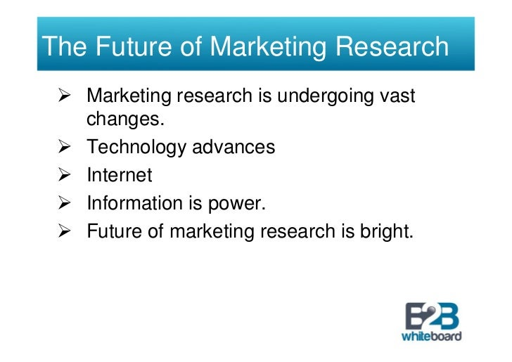 How Market Research Works With Marketing