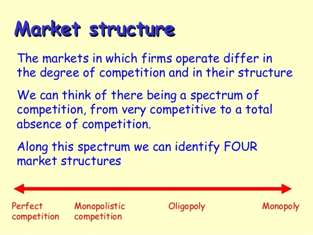 market structure of the german and The decentralized german market is very diverse  a challenge for foreign companies relating to the legal and tax structures and constraints.
