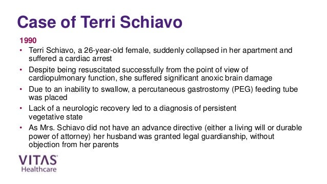 terri schiavo and ethical theories Offer a brief review of the ethical prin- ciples regarding  the patient or proxy can  in theory weigh its benefits and  in terri schiavo's case, her husband and.
