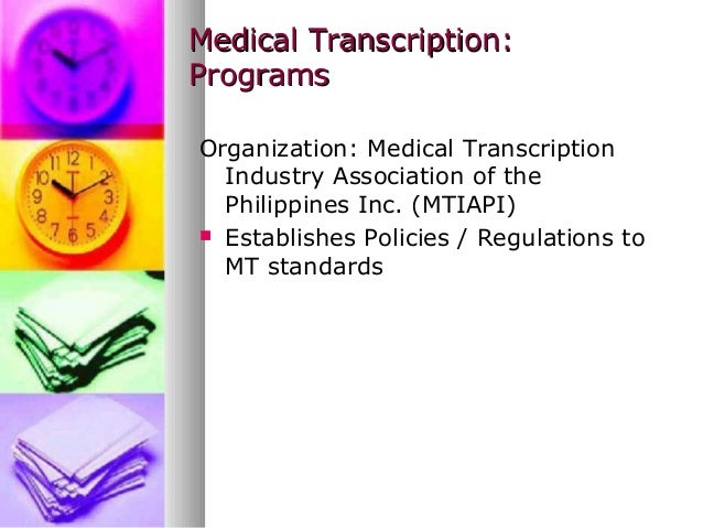 Medical Transcription capitalize college subjects