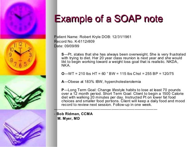 Soap Notes Counseling Template Image Collections Design Ideas