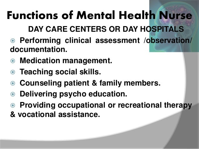 Introduction To Mental Health Nursing Part 2