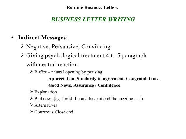 Introduction To Messages And The Writing Process - Business Communica…