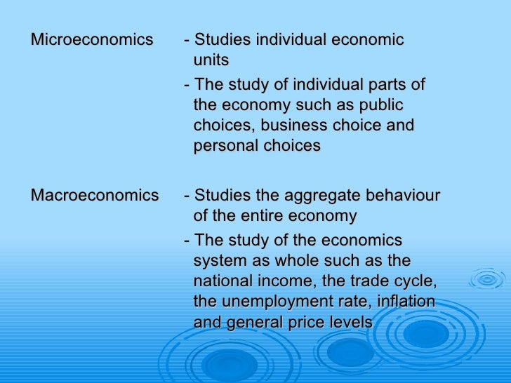 microeconomics introduction I'll be taking this class next year since it's a requirement for my major (not econ) i've never taken an econ course before, but i hear mix things about it.