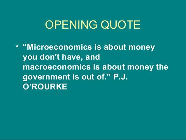 INTRODUCTION TO MICROECONOMICS BY IBRAHIM TIRIMBA