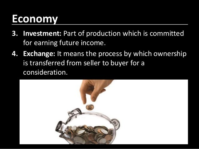 Introduction To Microeconomics - Class 12